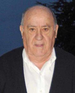 Amancio Ortega es el fundador y propietario de Inditex y uno de las mayores fortunas del mundo